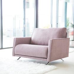 Πολυθρόνα μεγάλη άνετη BOSTON large armchair