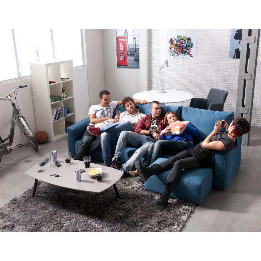 Απλός νεανικός καναπές MY-LOFT simple modern design sofa