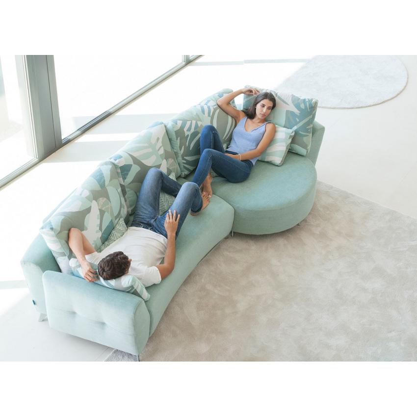 Καναπές σε μοντέρνο στυλ VALENTINA very attractive sofa