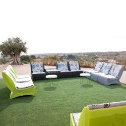 Υπαίθριο σαλόνι ARIANNE GARDEN outdoor sofa