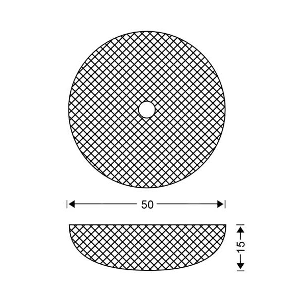 Πλαφονιέρα από κρύσταλλο Μουράνο | QUADRI - Σχέδιο - Πλαφονιέρα από κρύσταλλο Μουράνο | QUADRI