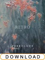 Ferroluce lighting catalogue RETRO