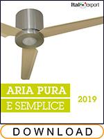 Italexport ceiling fan catalogue