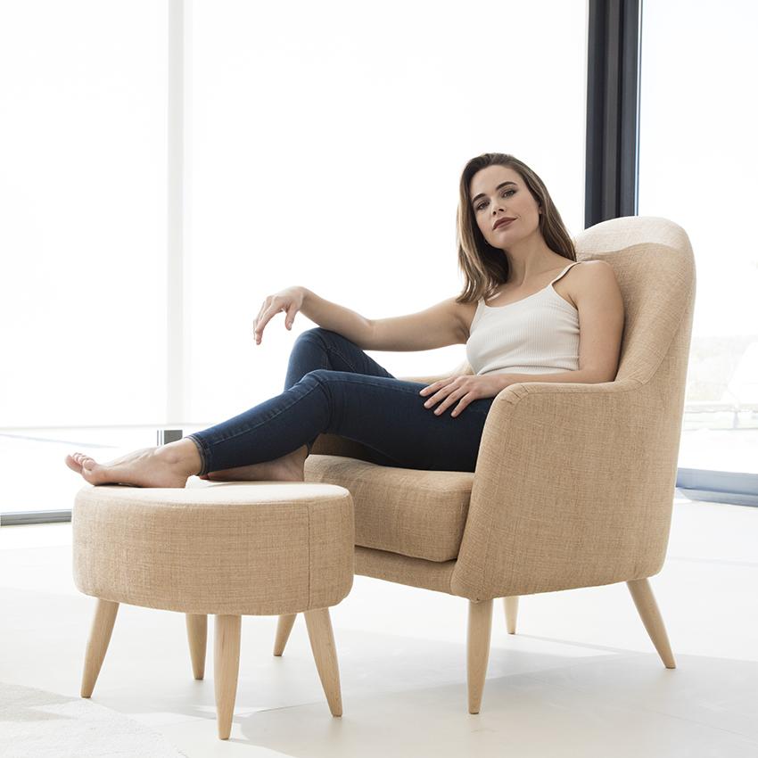 (Ελληνικά) Πολυθρόνα MIRANDA special chair