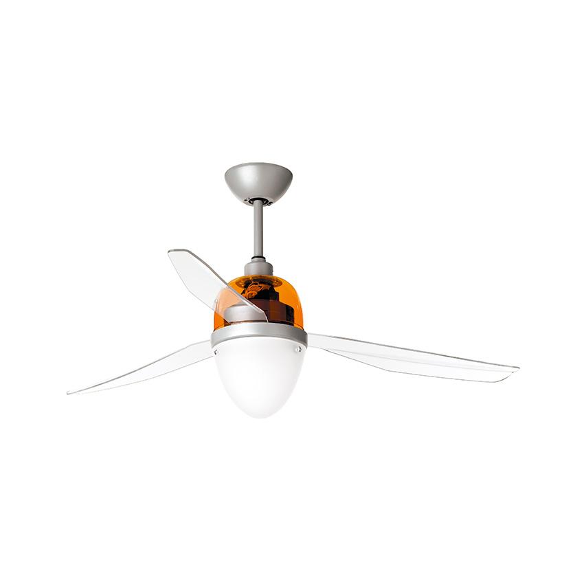 Ανεμιστήρας οροφής πορτοκαλί SWING LED ceiling fan orange