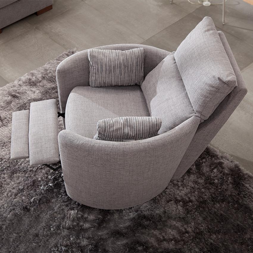 Ανακλυνόμενη πολυθρόνα VENUS recliner armchair