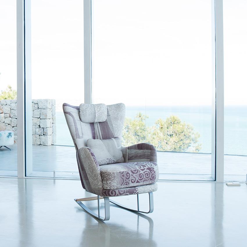 Άνετη πολυθρόνα KYLIAN comfort armchair