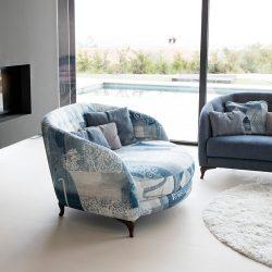 Άνετη πολυθρόνα ASTORIA armchair