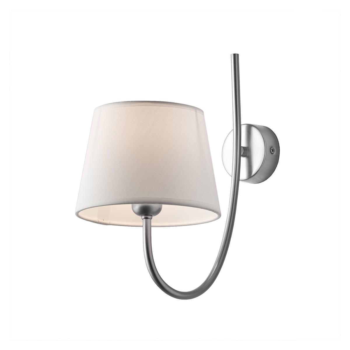 Επιτοίχιο φωτιστικό με καπέλο ΡΟΔΟΣ wall lamp with shade