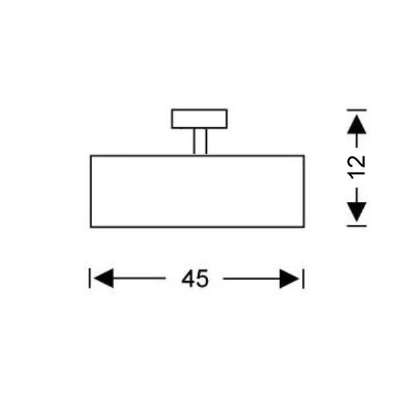 Φωτιστικό οροφής Μουράνο | ΚΥΛΙΝΔΡΟΙ - Σχέδιο - Φωτιστικό οροφής Μουράνο | ΚΥΛΙΝΔΡΟΙ