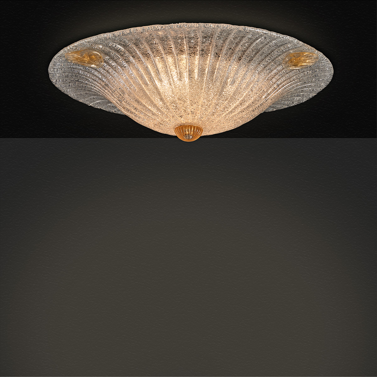 Κλασικό φωτιστικό οροφής ΦΥΛΛΟ classic ceiling lamp