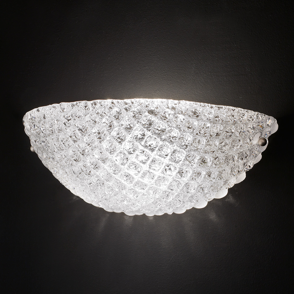 Κλασική απλίκα Μουράνο QUADRI classic Murano wall lamp