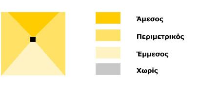 Φωτεινότητα - Φωτιστικό δαπέδου με κρύσταλλο Murano | ΝΥΜΦΑΙΟ