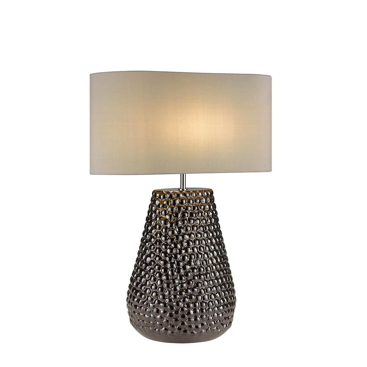 Επιτραπέζια κεραμική λάμπα PAPAYA table lamp