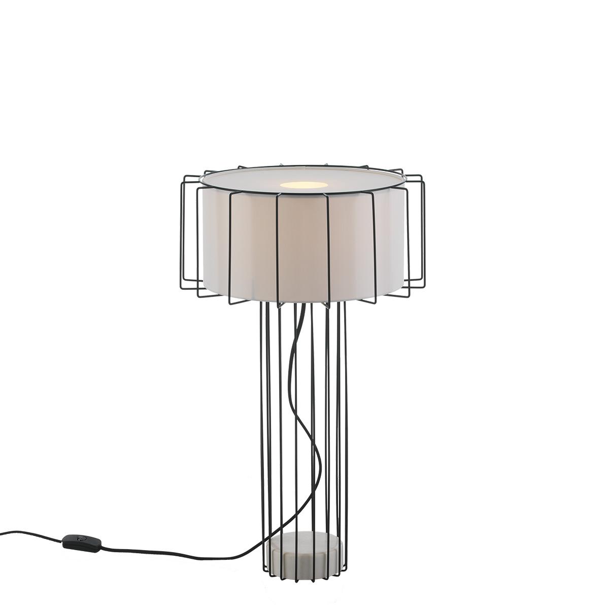 Επιτραπέζιο φωτιστικό κλουβί SUNFLOWER table lighting cage