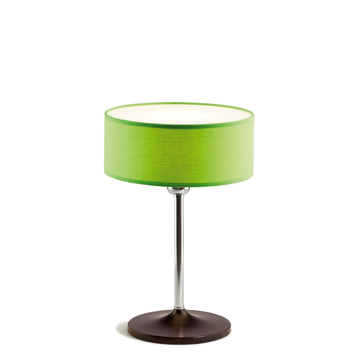 Επιτραπέζιο φωτιστικό με πράσινο καπέλο DISCO ZEN table lamp with green shade
