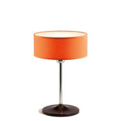 Επιτραπέζιο φωτιστικό με πορτοκαλί καπέλο DISCO ZEN table lamp with orange shade