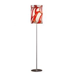 Μοντέρνο φωτιστικό δαπέδου Μουράνο COLORE modern Murano floor lamp