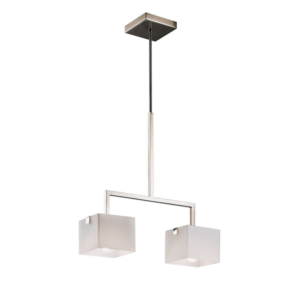 Μοντέρνο κρεμαστό φωτιστικό ΚΥΒΟΙ modern suspension lamp
