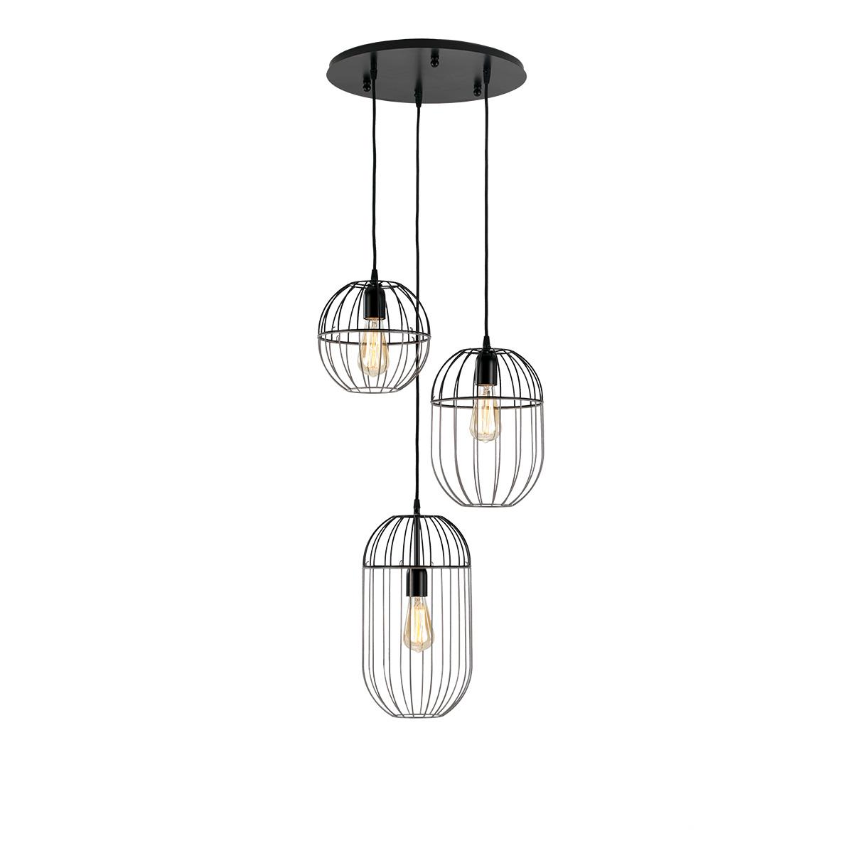 Φωτιστικά κλουβιά APPLES lighting cages