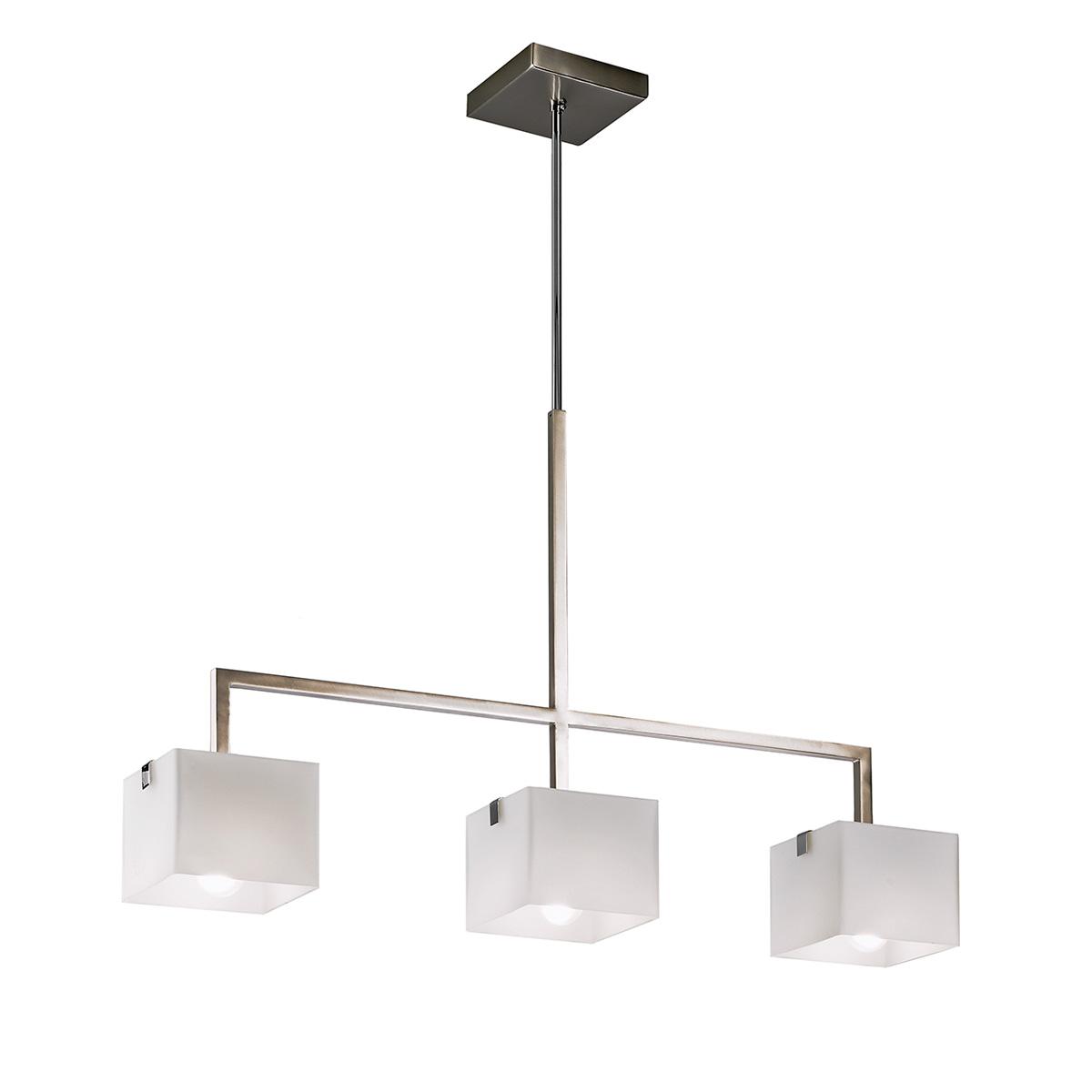 Μοντέρνο πολύφωτο Murano ΚΥΒΟΙ modern Murano chandelier