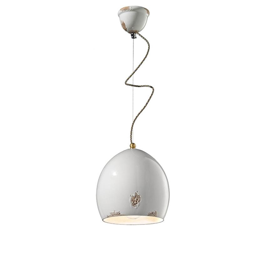 Κεραμικό κρεμαστό φωτιστικό VINTAGE ceramic suspension lamp