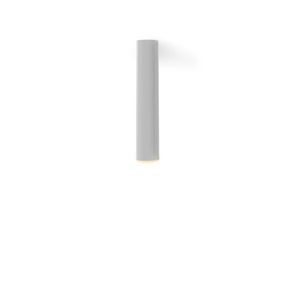 Φωτιστικό οροφής σωλήνας λευκός ΛΑΜΠΕΣ white tube ceiling spotlight
