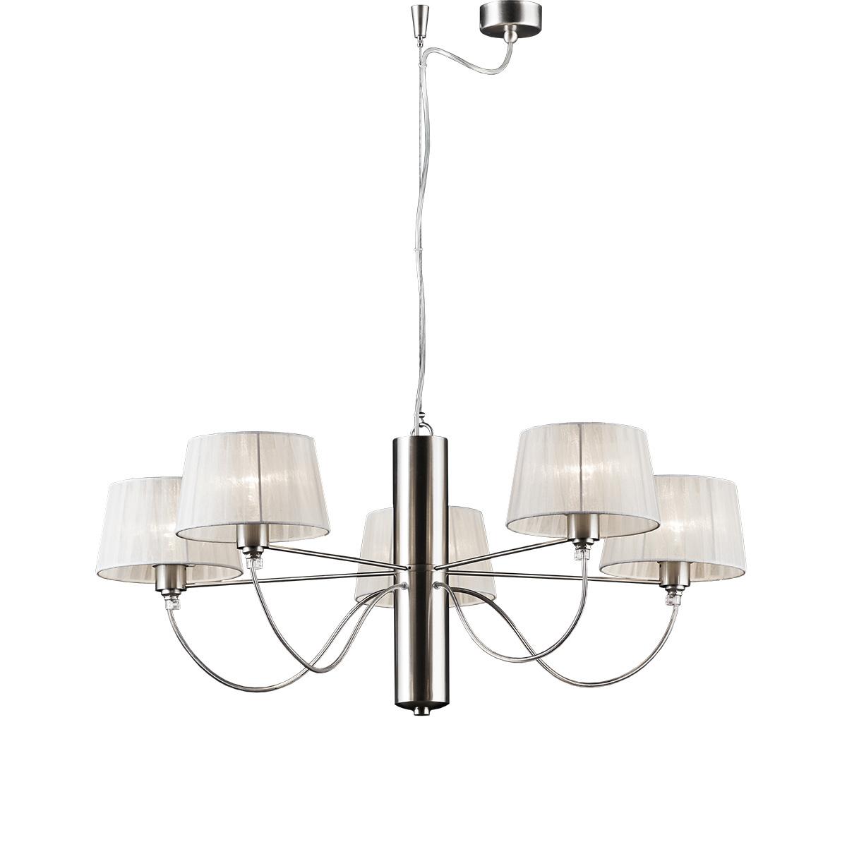 Μοντέρνο φωτιστικό με ακτίνες ΟΡΓΑΝΤΖΑ modern radial chandelier