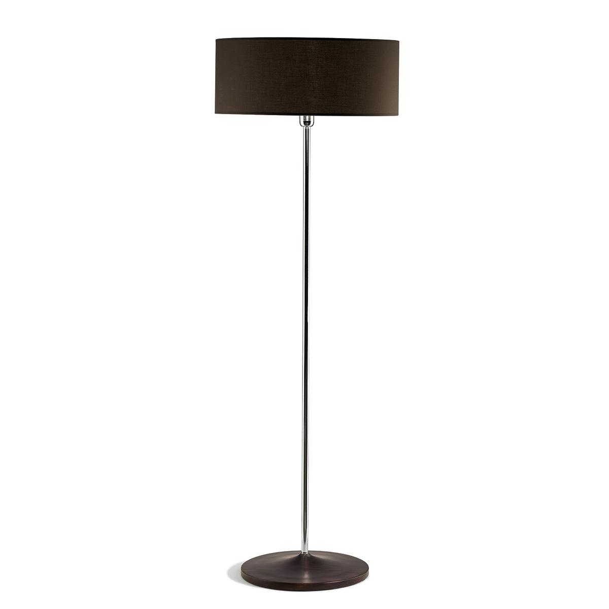 Φωτιστικό δαπέδου με ανθρακί καπέλο DISCO ZEN floor lamp with dark grey shade