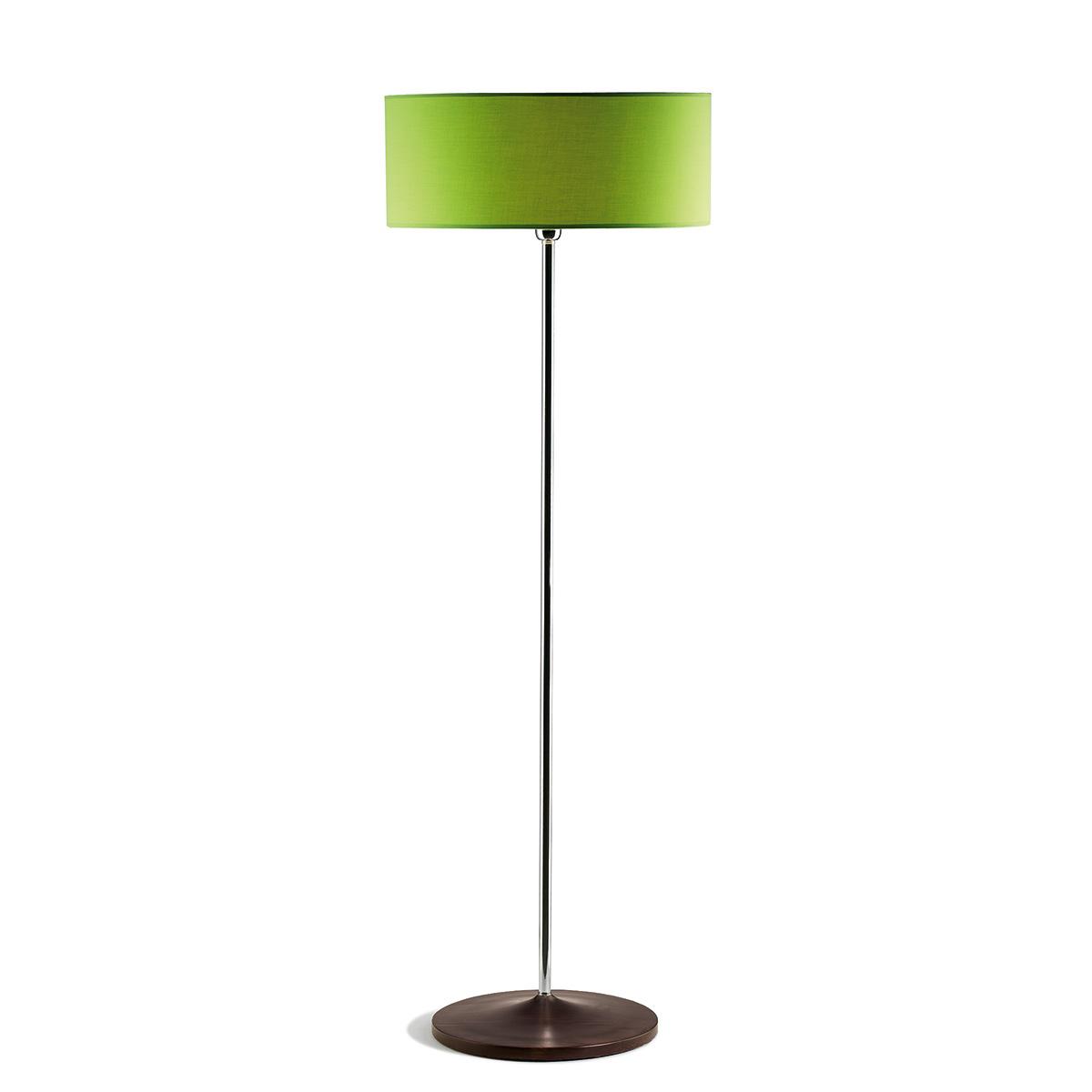 Φωτιστικό δαπέδου με πράσινο καπέλο DISCO ZEN floor lamp with green shade