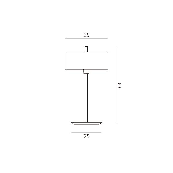 Επιτραπέζια λάμπα | OVNI - Σχέδιο - Επιτραπέζια λάμπα | OVNI