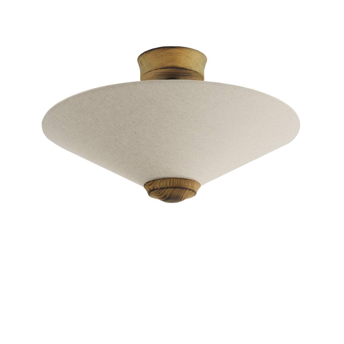 Υφασμάτινο φωτιστικό οροφής BAMBOO fabric ceiling lamp
