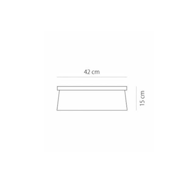Φωτιστικό οροφής | TURN RUSTICO - Σχέδιο - Φωτιστικό οροφής | TURN RUSTICO