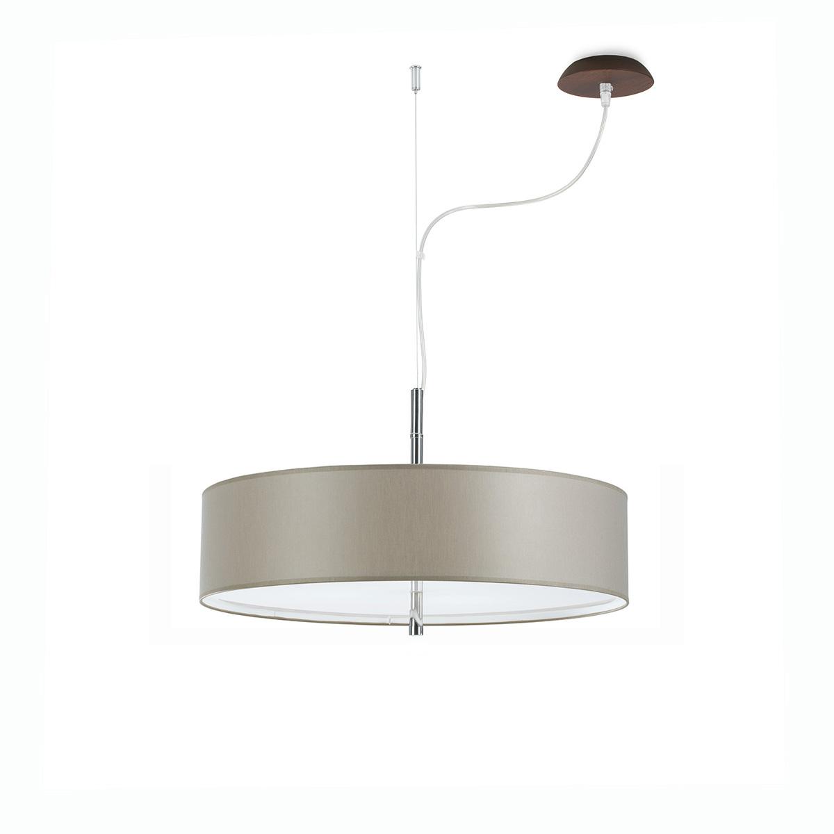 Κρεμαστό φωτιστικό με καπέλο OVNI suspension lamp with shade