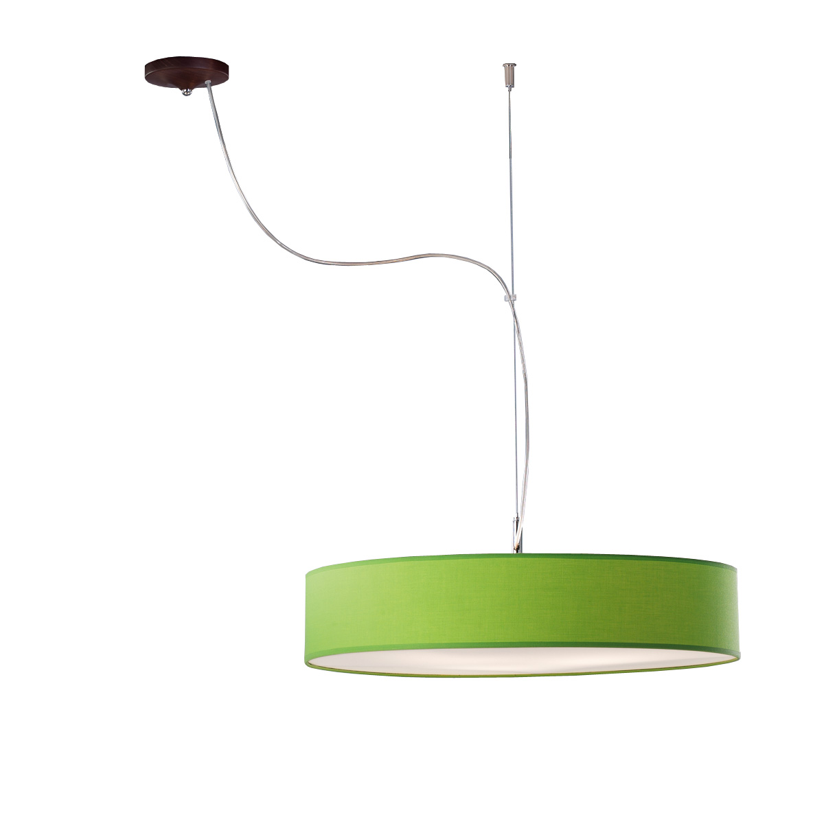Πράσινο φωτιστικό DISCO ZEN green suspension lamp