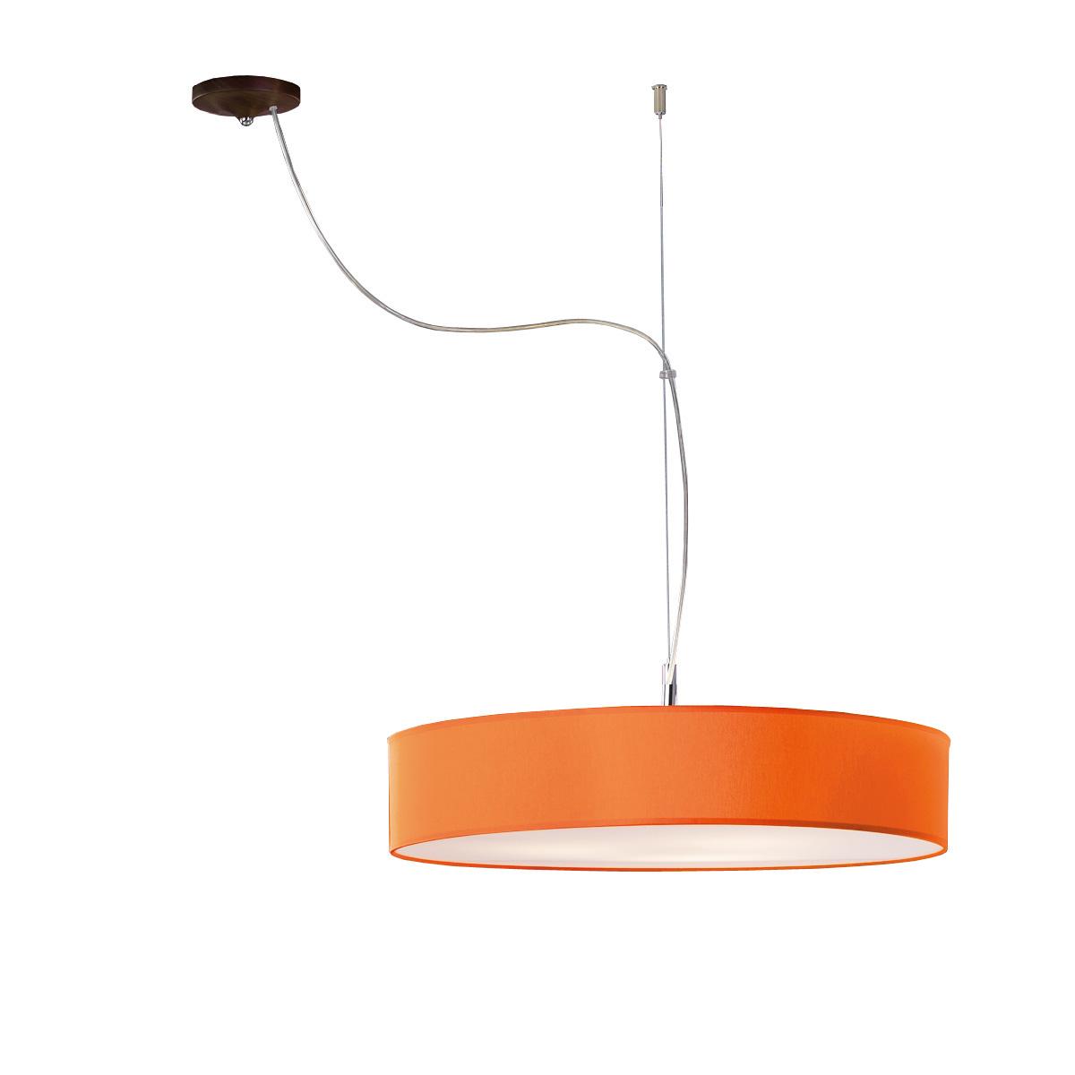Πορτοκαλί φωτιστικό DISCO ZEN orange suspension lamp
