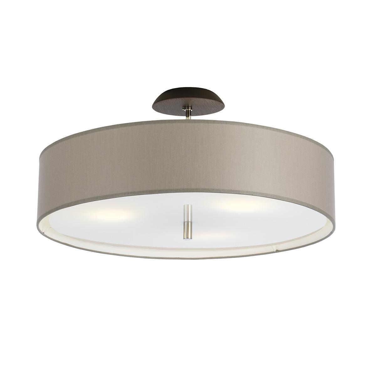Φωτιστικό ημιοροφής με καπέλο OVNI ceiling lamp with shade