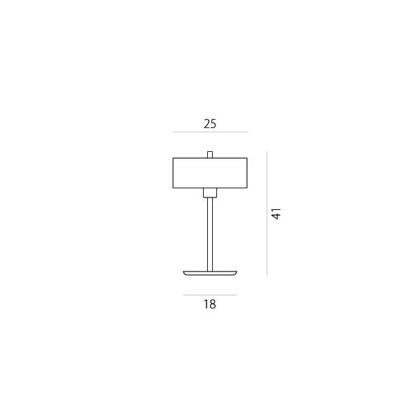 Επιτραπέζιο φωτιστικό | OVNI - Σχέδιο - Επιτραπέζιο φωτιστικό | OVNI