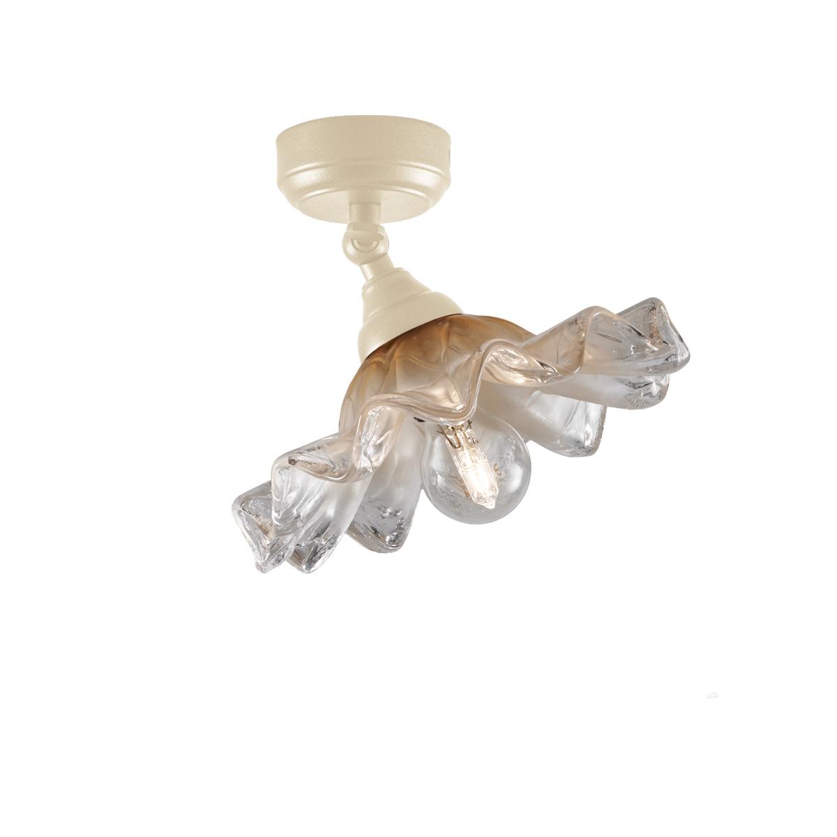 Vintage φωτιστικό οροφής με κλειδί ΣΥΡΟΣ vintage adjustable ceiling lamp