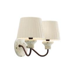 Vintage φωτιστικό τοίχου TURN RUSTICO vintage wall lamp