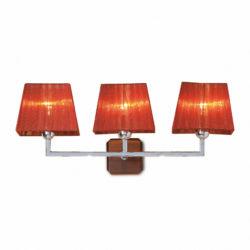Επιτοίχιο φωτιστικό TRAPEZIO ZEN modern wall lamp