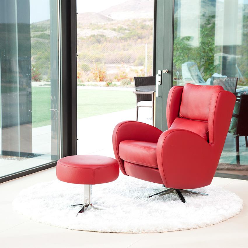 Άνετη πολυθρόνα ROMEO large size armchair