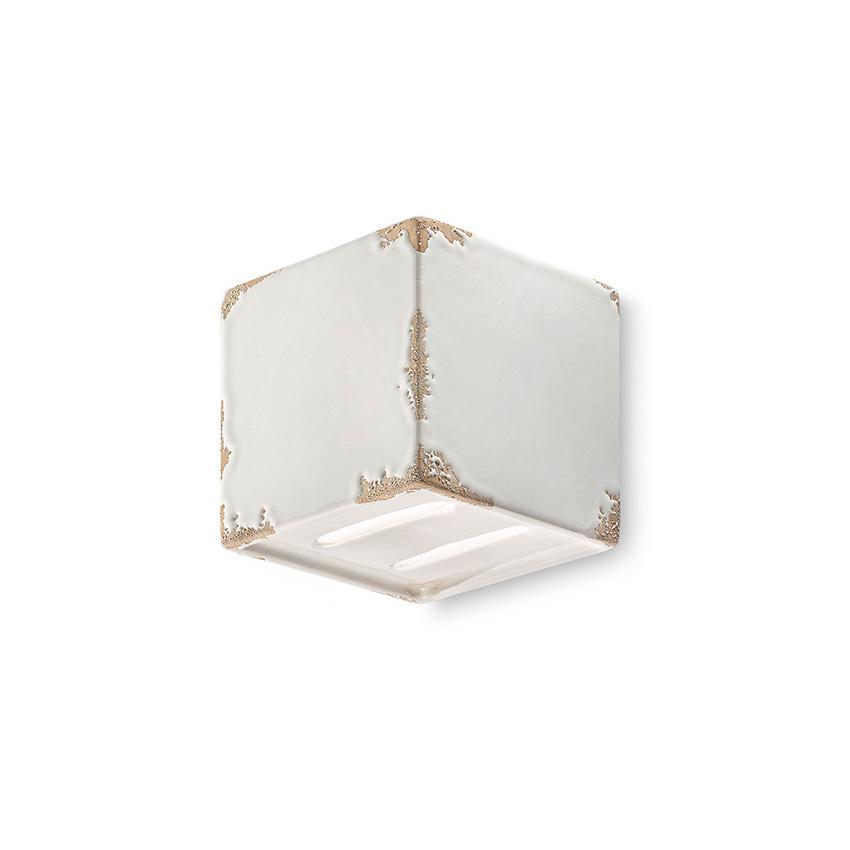 Κεραμικό φωτιστικό τοίχου VINTAGE ceramic wall lamp