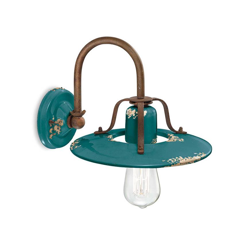 Κεραμική απλίκα VINTAGE ceramic wall lamp