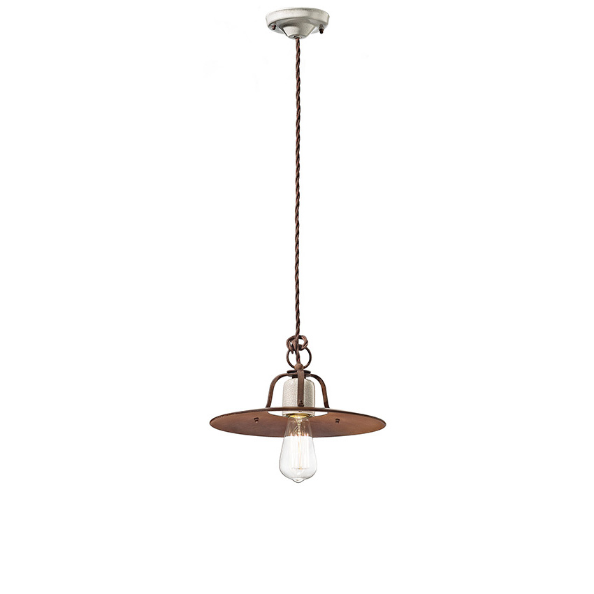 Φωτιστικό vintage GRUNGE vintage suspension lamp