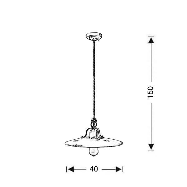 Κρεμαστό φωτιστικό | GRUNGE - Σχέδιο - Κρεμαστό φωτιστικό | GRUNGE