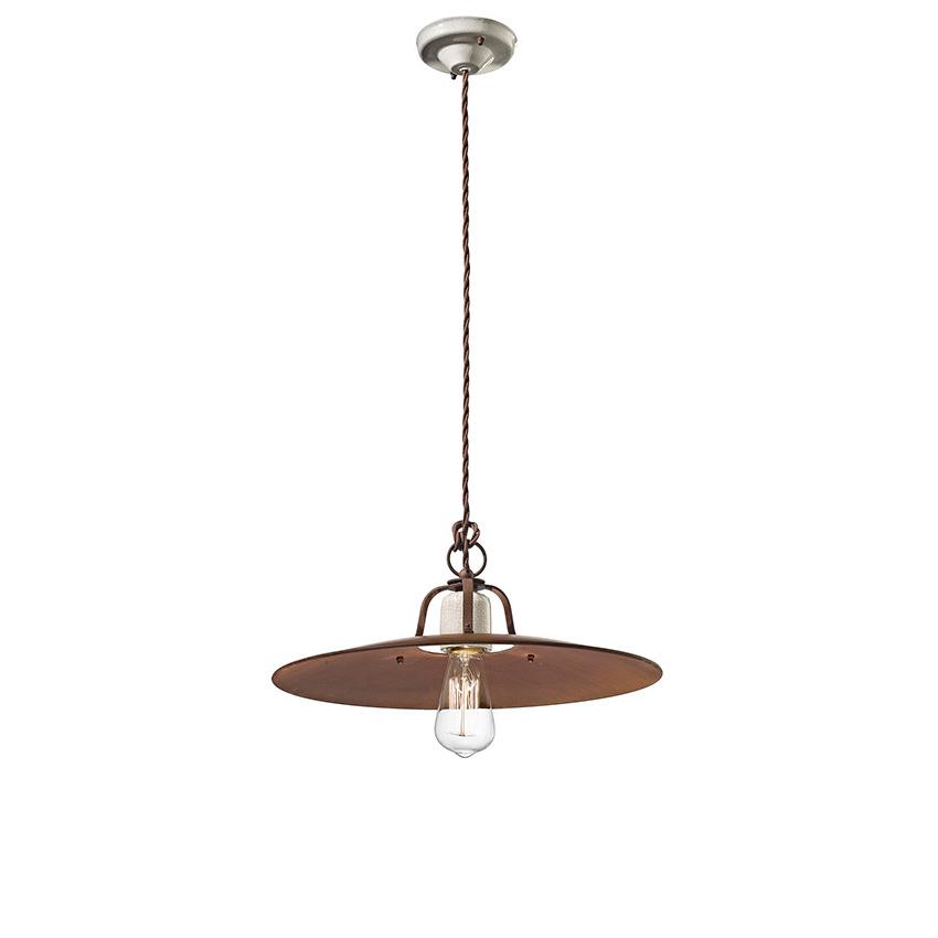 Κρεμαστό φωτιστικό GRUNGE suspension lamp