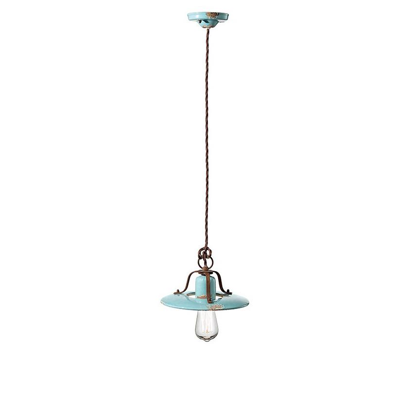 Κεραμικό φωτιστικό VINTAGE ceramic suspension lamp