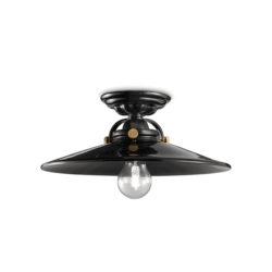 Κεραμικό φωτιστικό B&W ceramic ceiling lamp