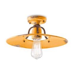 Κεραμικό φωτιστικό οροφής VINTAGE ceramic ceiling lamp